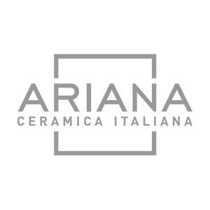 Ariana Ceramica Italiana - Marchio distribuito da Dbr Ceramiche
